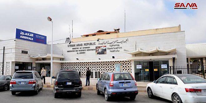 لبنان يفتح حدوده البرية مع سورية الثلاثاء والخميس القادمين