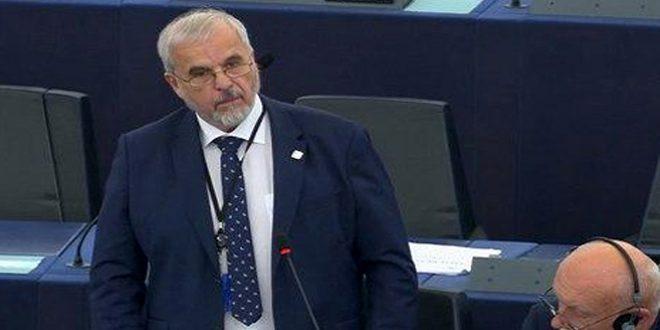 نائب بالبرلمان الأوروبي: تركيا ارتكبت جرائم حرب في سورية
