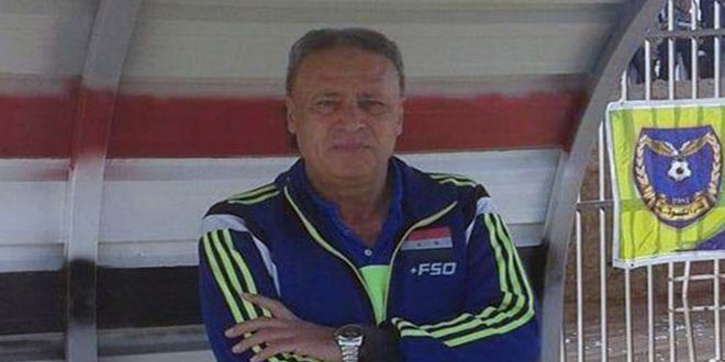 الموت يغيب اللاعب السابق لمنتخب سورية لكرة القدم هيثم برجكلي