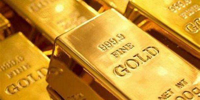 الذهب فوق 1800 دولار