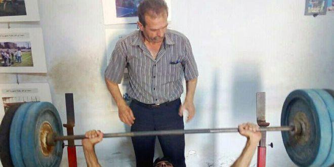 أبو مغضب والحمود في تجارب انتقاء منتخب الرياضات الخاصة