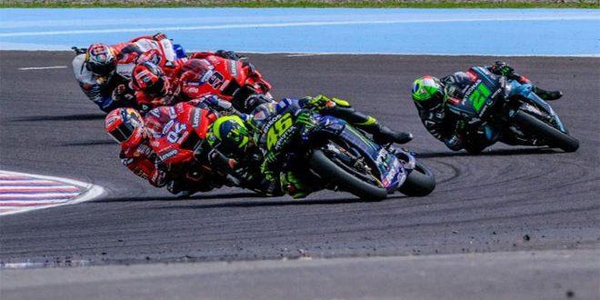 إلغاء سباق الجائزة الكبرى ببطولة العالم للدراجات النارية بسبب جائحة كورونا