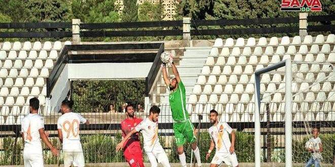 الوحدة يواجه المجد بعد غد في نهائي مسابقة كأس الجمهورية لكرة القدم بنسختها الثانية والخمسين