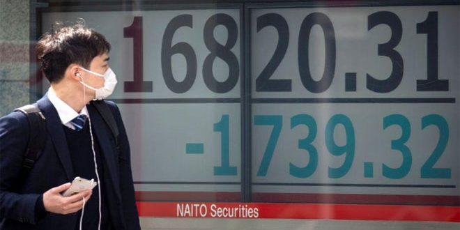 ارتفاع مؤشرات الأسهم اليابانية ببورصة طوكيو
