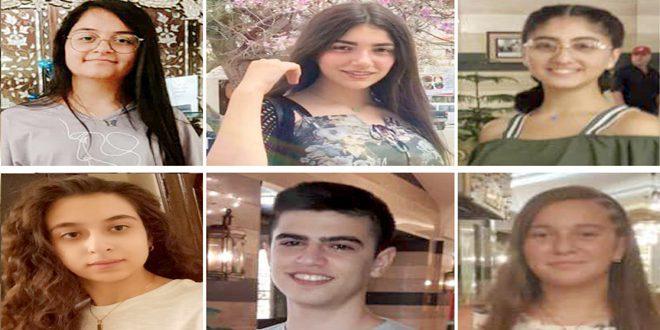 المتفوقون في التعليم الأساسي: اللقاء مع السيدة أسماء الأسد أمدنا بالطاقة والدافع لمواصلة التفوق