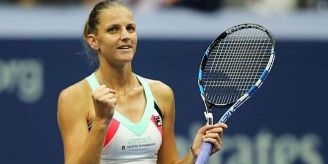 بليسكوفا تتأهل إلى الدور الثاني في بطولة فرنسا المفتوحة للتنس