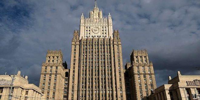 الخارجية الروسية تجدد التأكيد: الوجود الأمريكي في سورية غير شرعي وغير قانوني