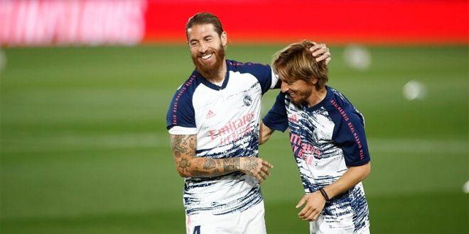 ريال مدريد يفوز بصعوبة على ريال بلد الوليد بالدوري الإسباني لكرة القدم