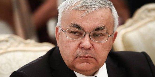 موسكو ترفض محاولات واشنطن استغلال تقرير منظمة حظر الأسلحة في مجلس الأمن