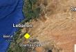 هزة أرضية بقوة 4.3 درجات على مقياس ريختر شمال شرق دمشق