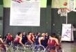لقاء ودي بكرة السلة بين ناديي ذي قار العراقي والسلام الرياضي بحمص