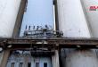 السورية للحبوب: خلايا الصومعة في مرفأ طرطوس التي شهدت حريقاً سليمة ولم تتضرر أي حبة قمح-فيديو