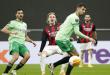 ميلان يفوز على سيلتيك في الدوري الأوروبي