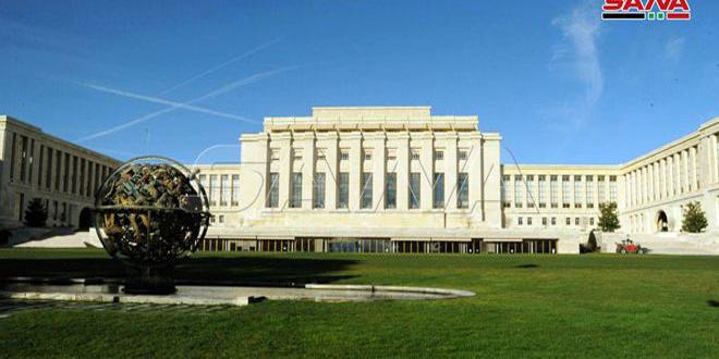 لجنة مناقشة الدستور تواصل اجتماعات الجولة الرابعة في جنيف