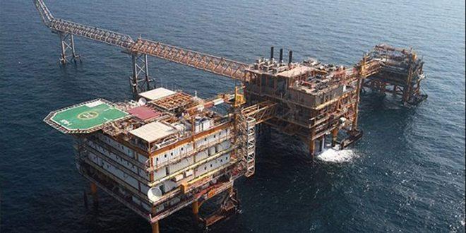 حقل بارس الإيراني يسجل رقماً قياسياً بإنتاج الغاز