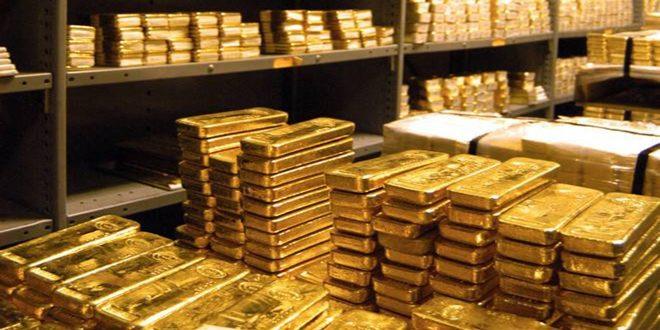 الذهب يتحرك في نطاق محدود