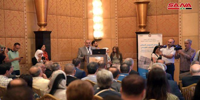 120 طبيباً من دول عربية وأجنبية في المؤتمر السوري الدولي الثاني للتصلب اللويحي بحلب