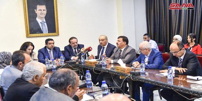 لجنة الإعلام والاتصال بمجلس الشعب تناقش عمل وزارة الإعلام.. الوزير سارة: نعمل للوصول إلى إعلام وطن ومواطن