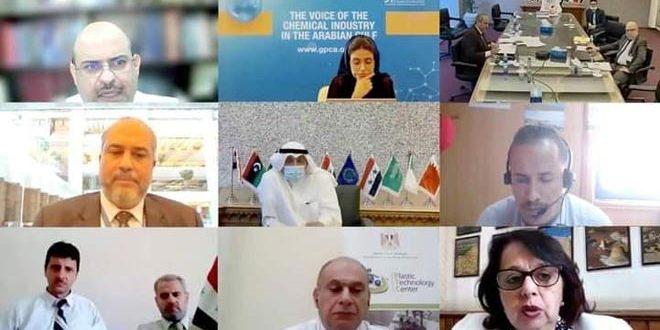 سورية تشارك في ندوة أوابك حول صناعة البولي إيثيلين (البلاستيك) ودوره في تنمية الاقتصاد العالمي