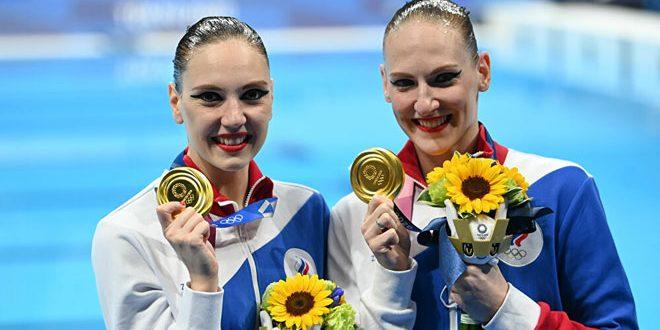 روسيا تحصد ميداليتها الذهبية الـ 14 في أولمبياد طوكيو