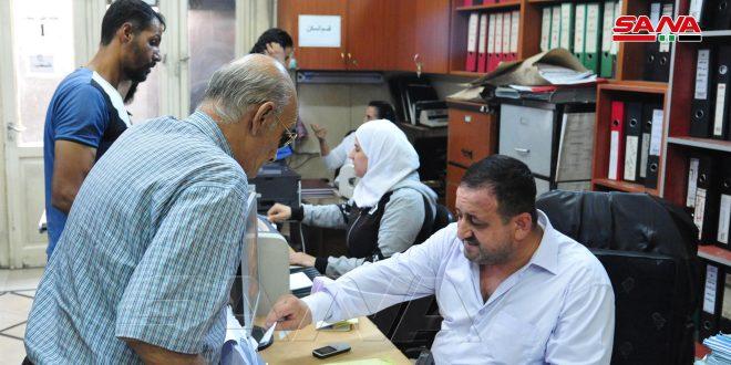نقابة معلمي دمشق تقدم خدمات متنوعة لأكثر من 30 ألف مدرس