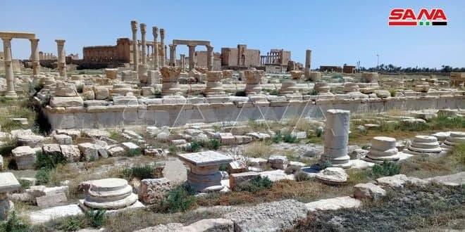 بعثة روسية سورية لتأهيل المواقع الأثرية القديمة في سورية