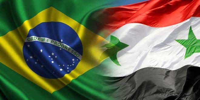 مباحثات لإعادة تشكيل مجلس رجال الأعمال السوري البرازيلي