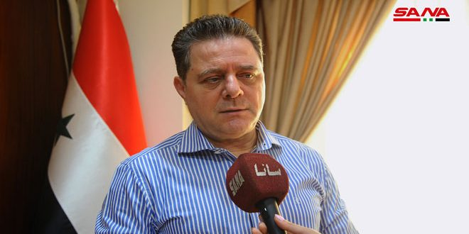 عبد اللطيف لـ سانا: نسبة تنفيذ عدد من أبراج (باسيليا سيتي) تجاوزت 24 بالمئة